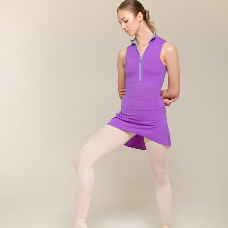 [Zi dancewear] The Skirt Stretches ・4型