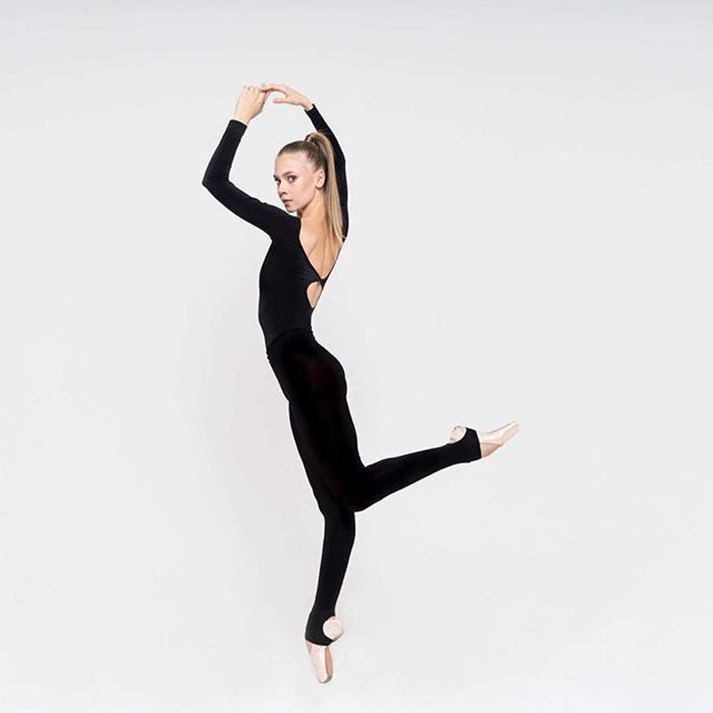 [Zefir Ballet] Circle Leotard(3色)