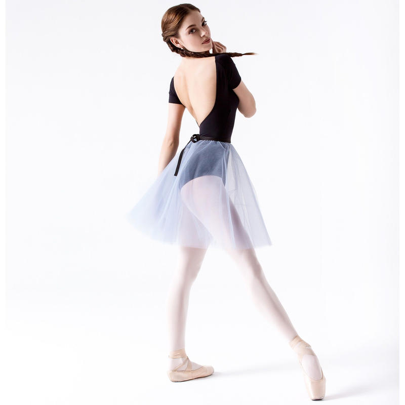 [Ballet Maniacs] Leotard Classic short sleeve