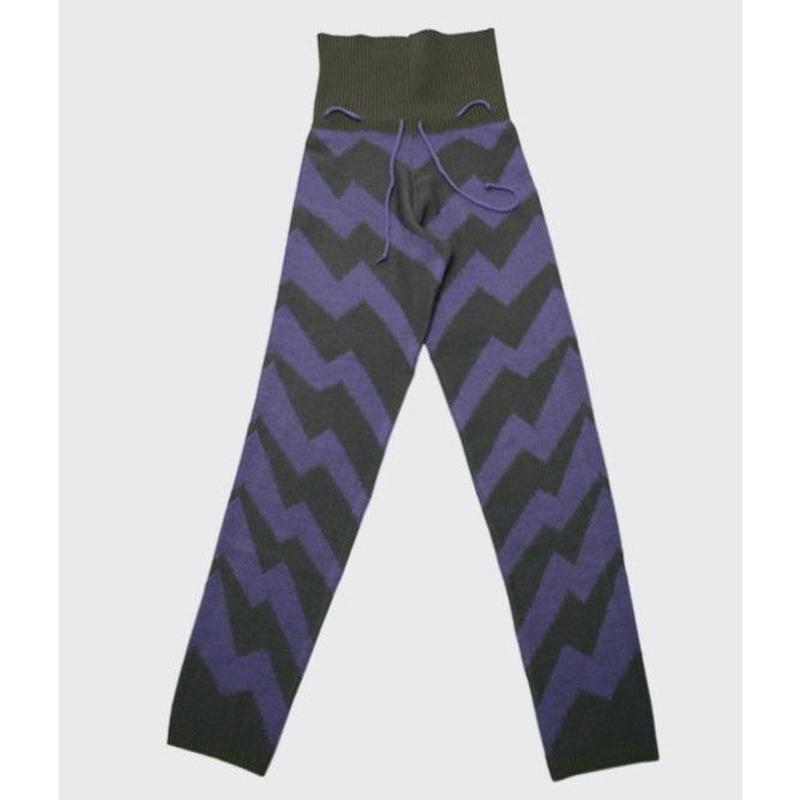 [Ballet Maniacs] Pants Olive & Lilac for girls by Igor Kolb