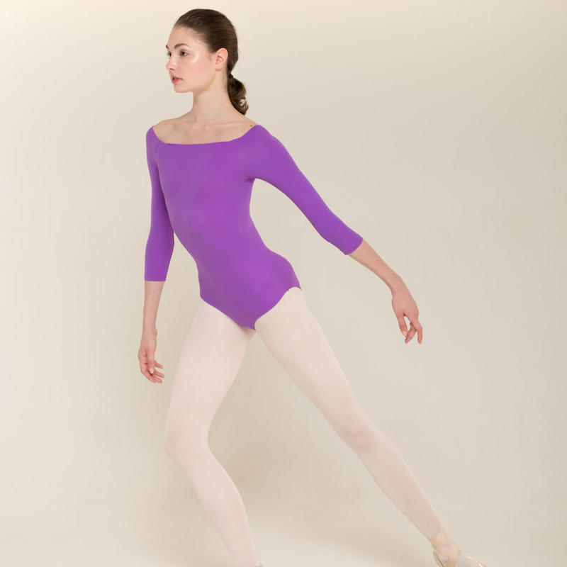 [Zi dancewear] 2 Sleeves leotard・4型