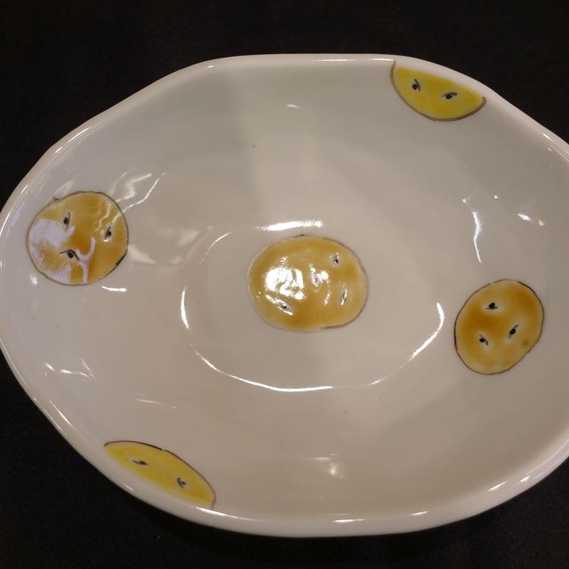 楕円小鉢(じゃがいも)