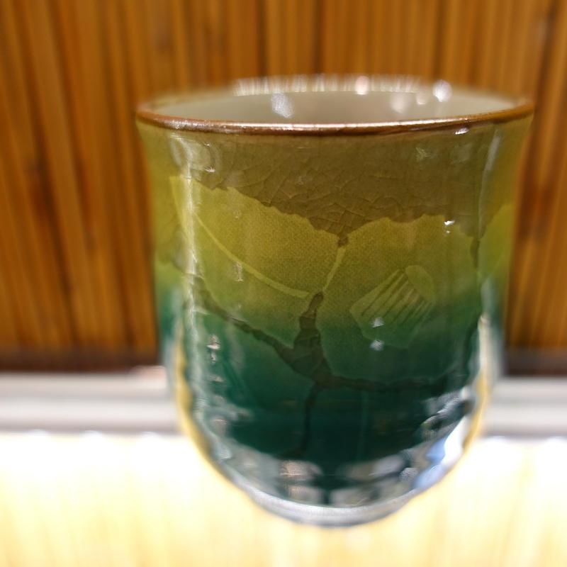 湯呑(仙春窯 大)