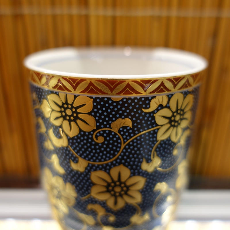 湯呑(金山窯)