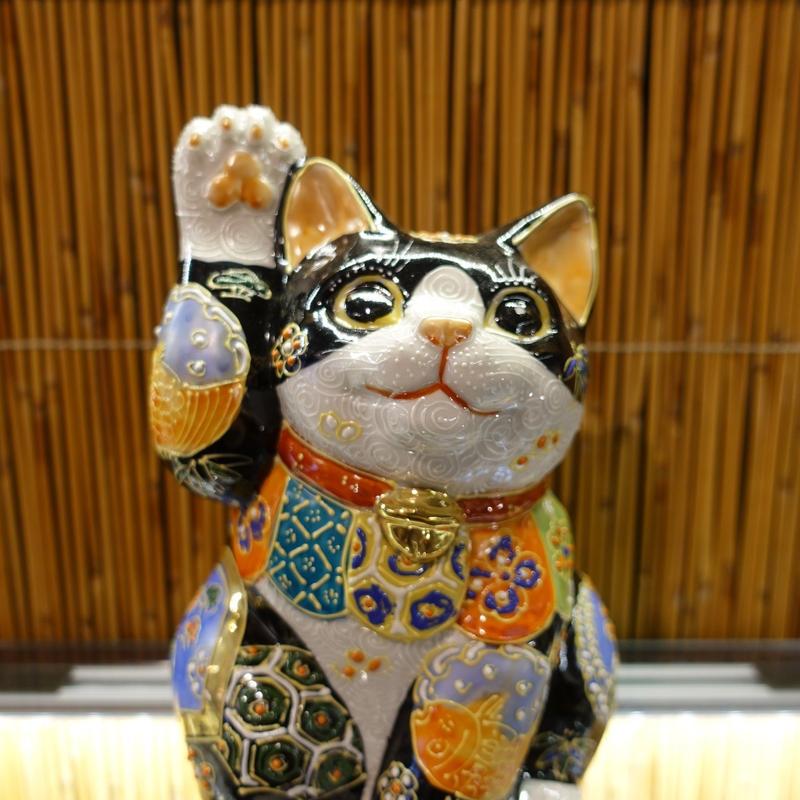 5.7G招き猫(吉祥めで鯛右手)