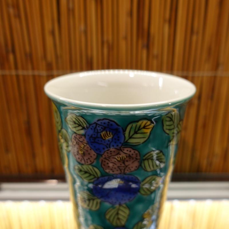 フリーカップ(椿)