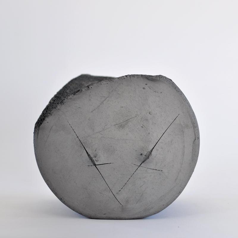 陶器鉢 -タイコ型 4号-