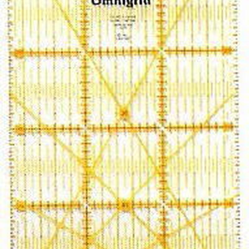 オムニグリッド定規30cmx15cm