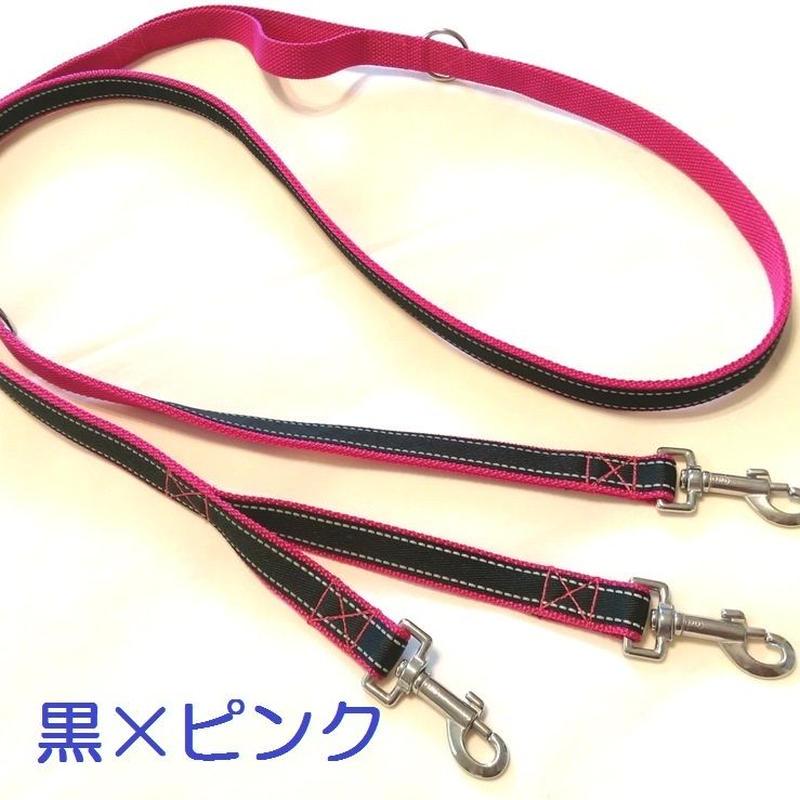 リフレクター付ショルダーリードY字タイプ Mサイズ
