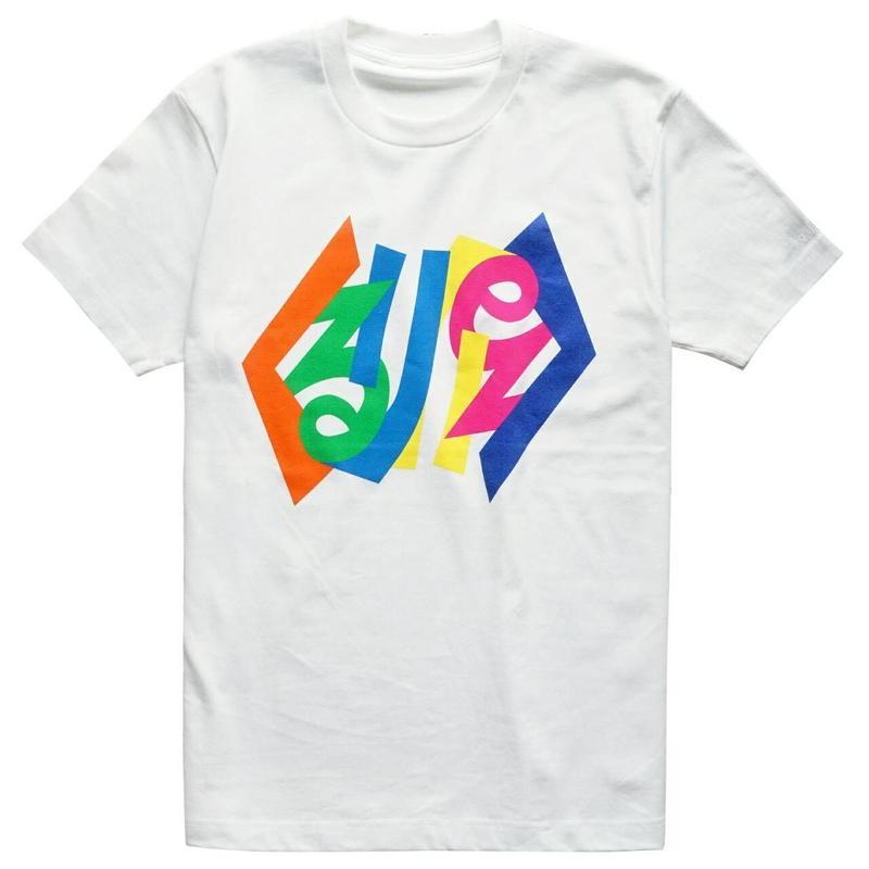 くるりロゴTシャツ(ホワイト)