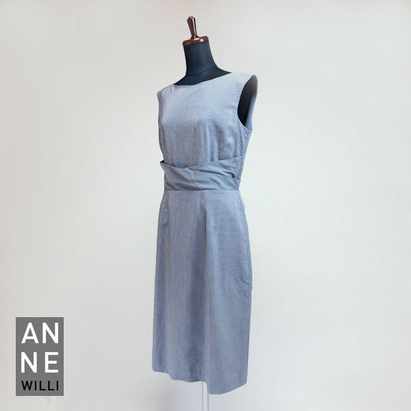 ANNE WILLI〈アンヌ・ウィリ〉/ ワンピース ドレス【MABILLON Dress】