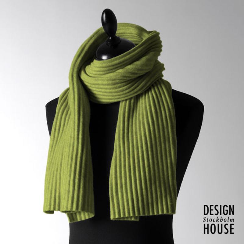 DESIGN HOUSE Stockholm〈デザインハウス・ストックホルム〉/ ショートマフラー【Pleece Collection】アップル
