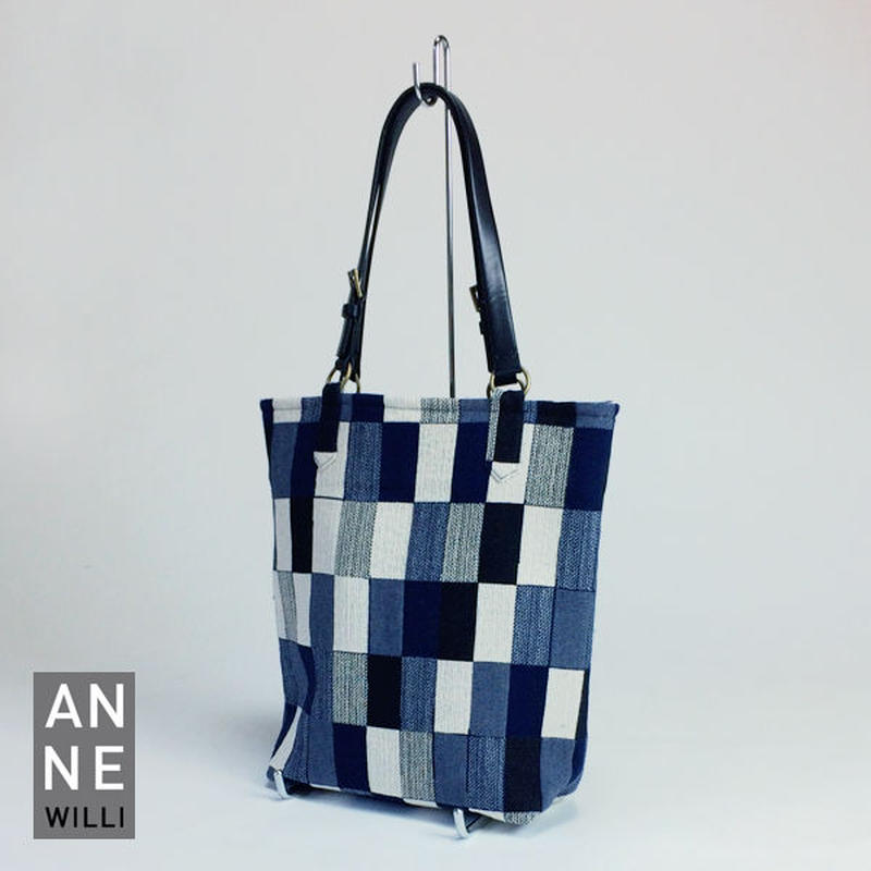 ANNE WILLI〈アンヌ・ウィリ〉/ トートバッグ【WATT Bag】