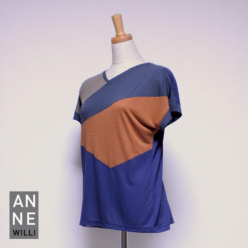 Anne Willi〈アンヌ・ウィリ〉/ Tシャツ カットソー【GRAPHIC UBERTO】