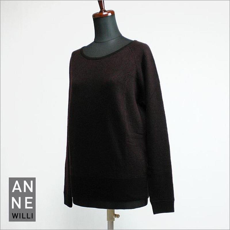 【SALE】Anne Willi〈アンヌ・ウィリ〉/ ニット セーター【PULL BARBARA】