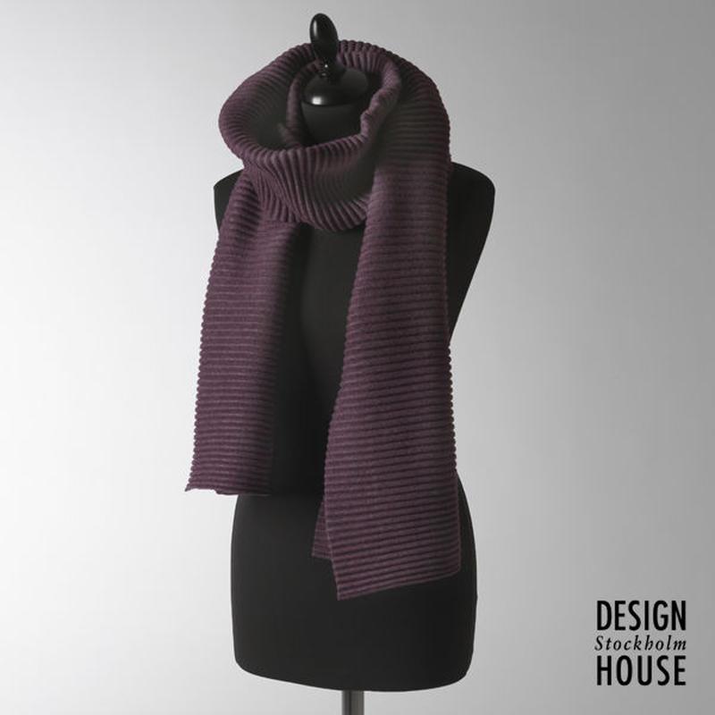 DESIGN HOUSE Stockholm〈デザインハウス・ストックホルム〉/ ロングマフラー【Pleece Collection】オウバージーン