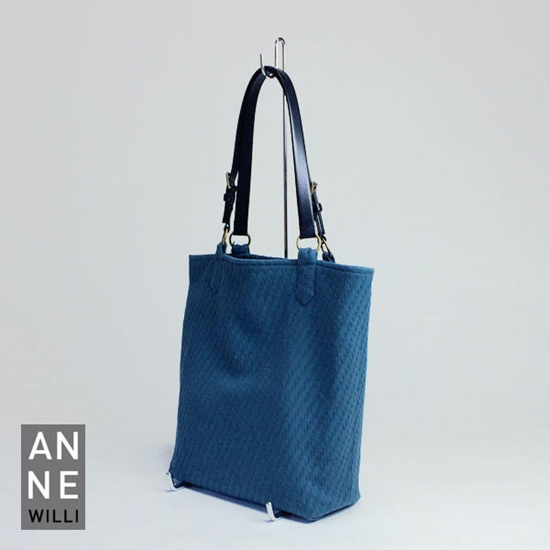 ANNE WILLI〈アンヌ・ウィリ〉/ トートバッグ【Y Bag】