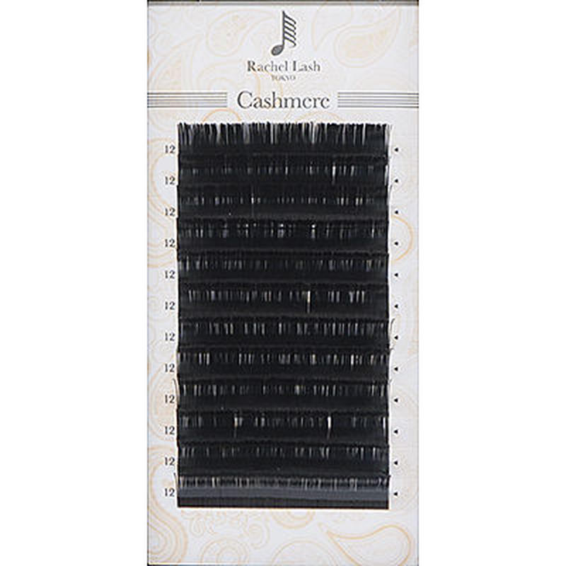 Finest Cashmere Flat Lash D-curl Thickness 0.10mm