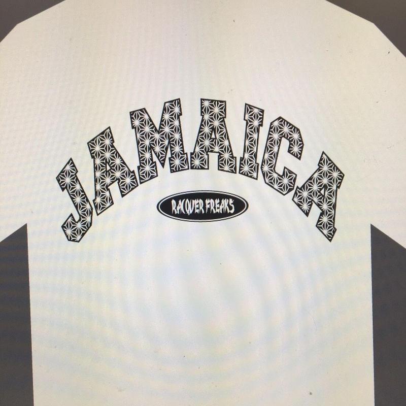 セミオーダー  Jamaica tshirt