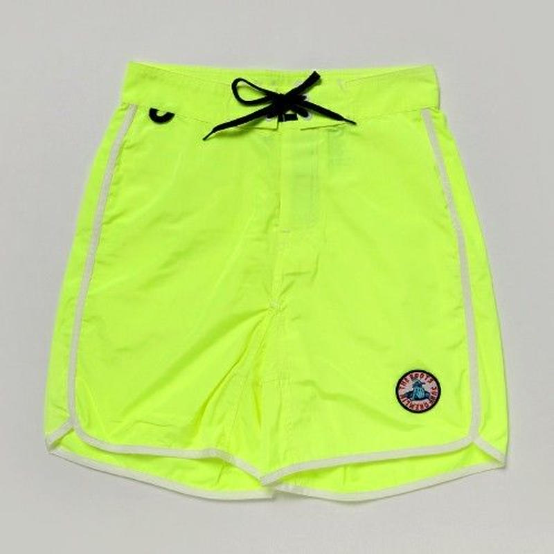 "【MAGIC NUMBER】""SURF GREMLIN""BOARD SHORTS  color:Yellow"