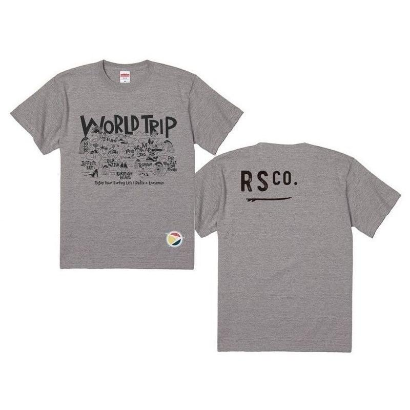 2019 RADIX x LOOSEMAN コラボ企画!【RADIX ORIGINAL】P x L COLLABORATION KIDS TEE