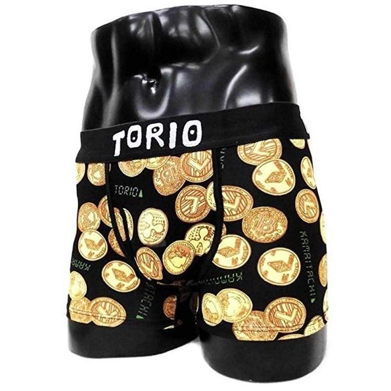 ちょっぴりエッチでポップなブランド【TORIO UNDERWEAR】カマイタチ