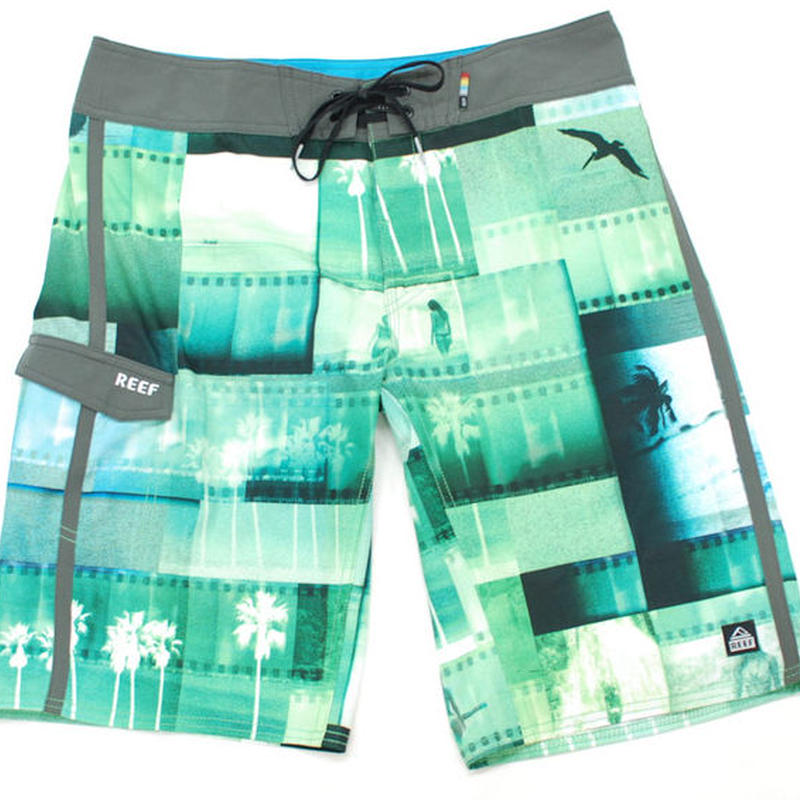【REEF】BREEZE Swim Pants  color:Green