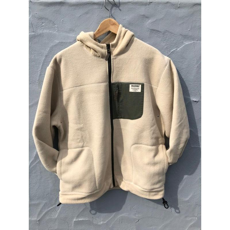 マジックナンバー【MAGIC NUMBER】BONDING FLEECE PARKA