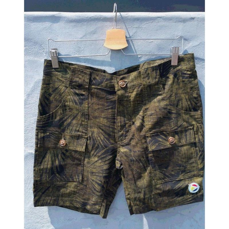 【RADIX ORIGINAL】Short Pants  color:Aloha