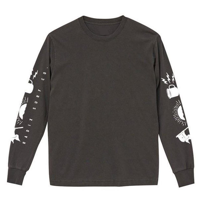 【RADIX】RADIX SURF CO. LONG SLEEVE TEE