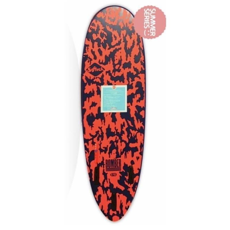 【JUSTICE】 SURFBOARD  HANDSHAPED  SOFTECH 44L