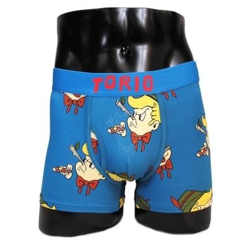 ちょっぴりエッチでポップなブランド【TORIO UNDERWEAR】ピノキオ