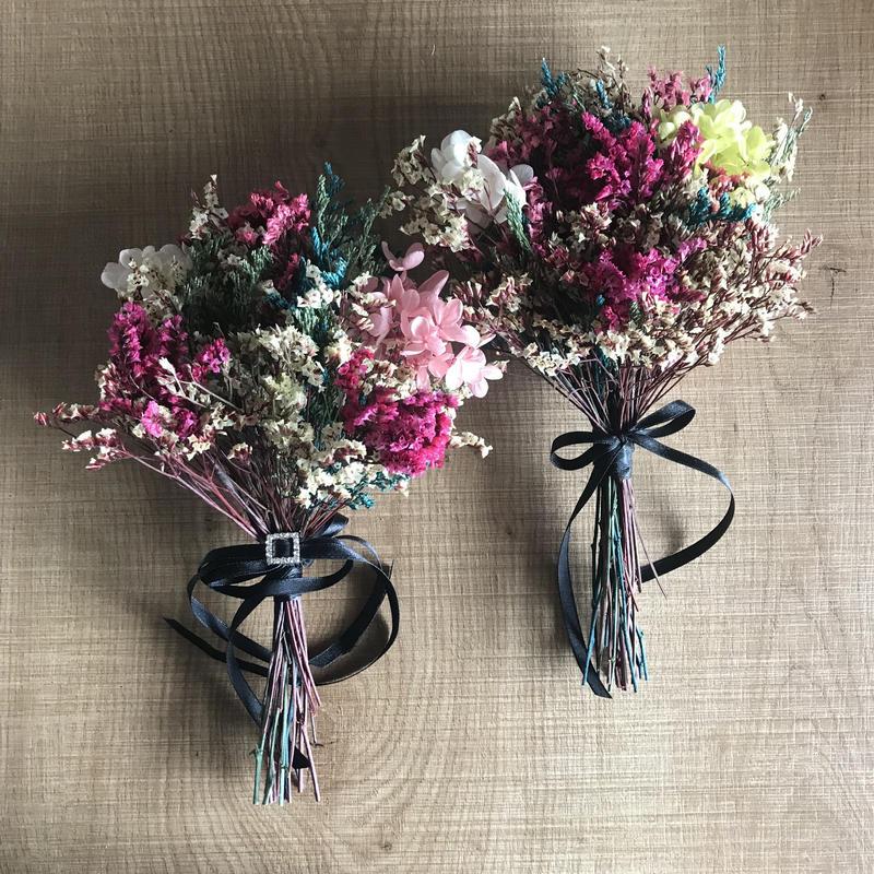 *dry flower Mix Bouquet*