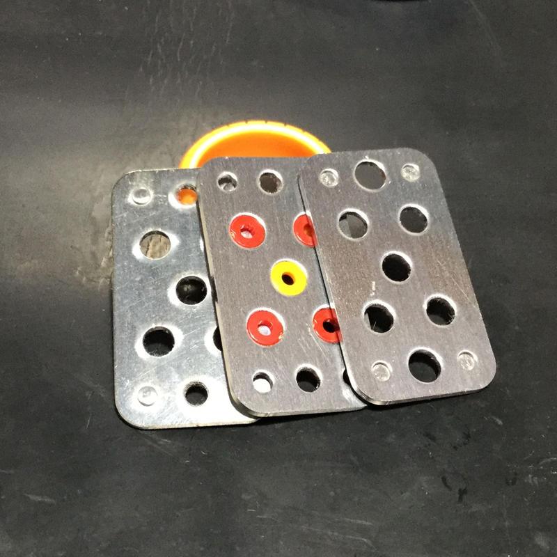 軸受け520化フローティング治具