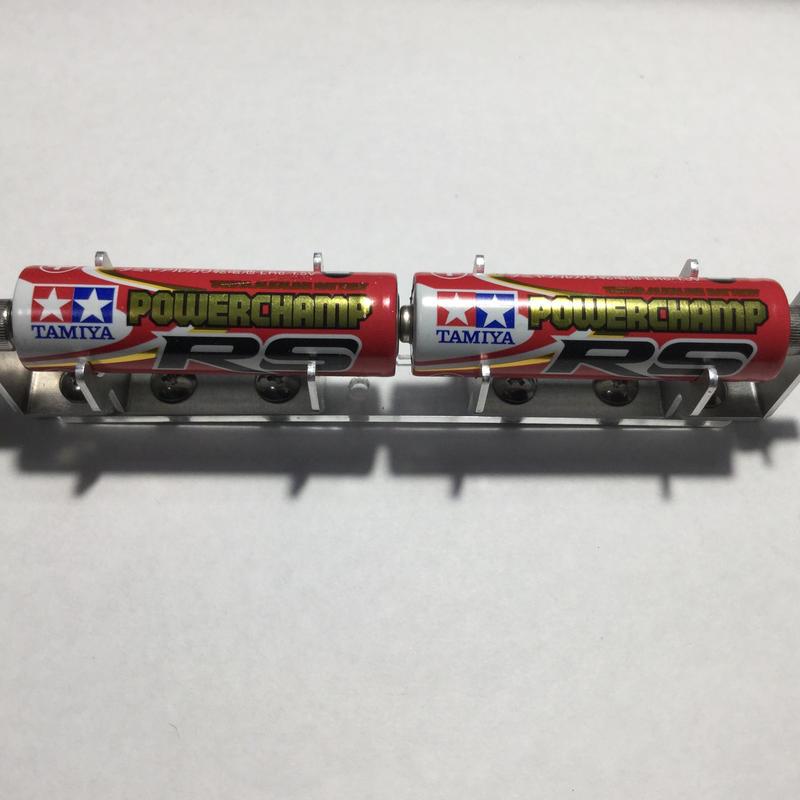 電池フォルダー