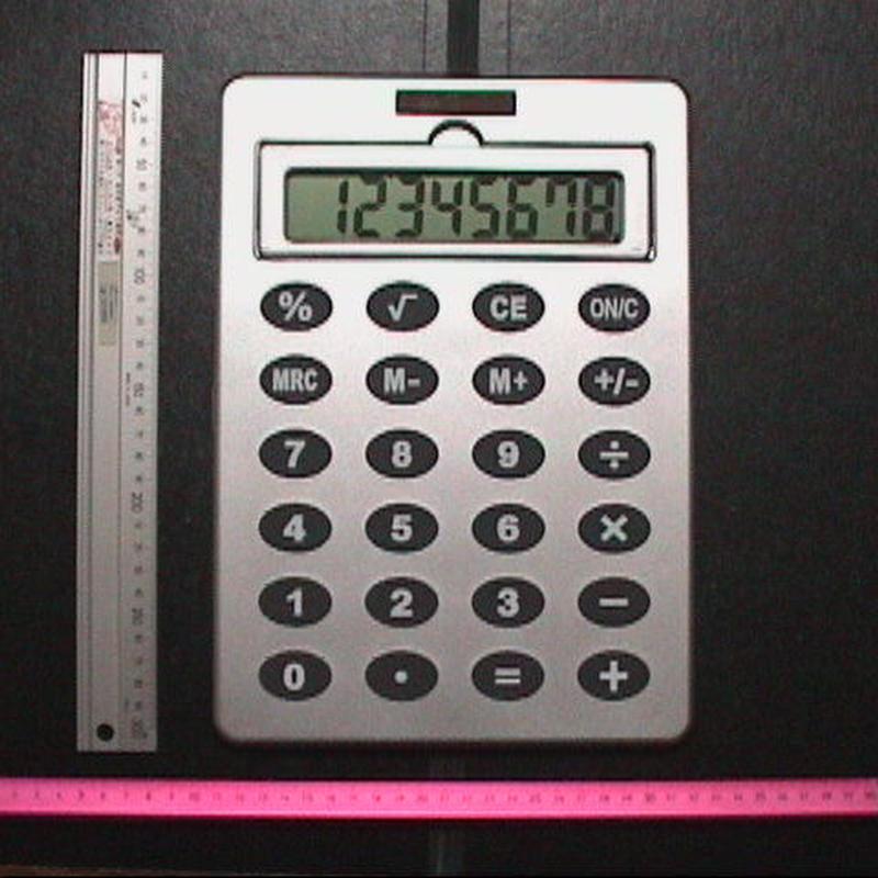▼00 電卓 おおきーい 30cmぐらい おもしろグッズ