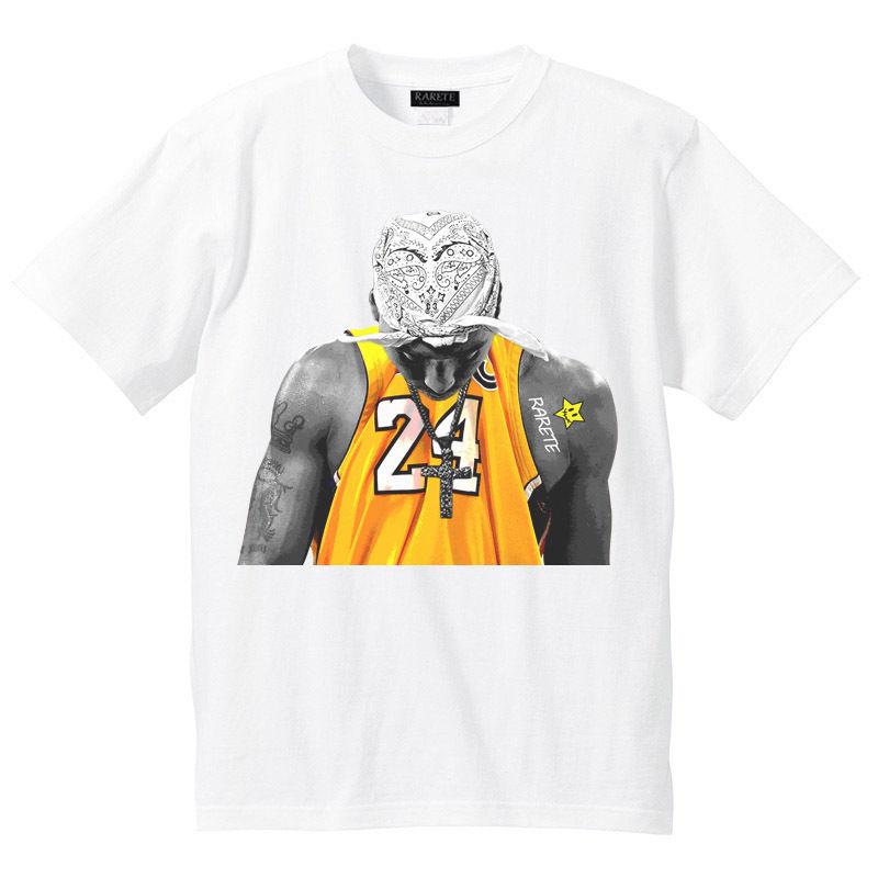 RARETE (ラルテ)   2PAC Uniforme  Tシャツ ホワイト