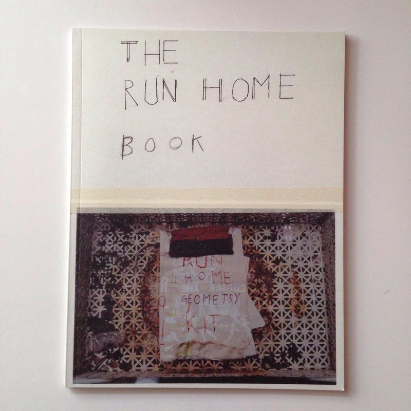 THE RUN HOME BOOK   By Susan Cianciolo