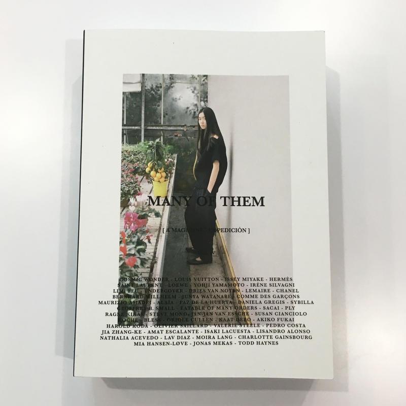 Many of Them Magazine Vol.Ⅳ