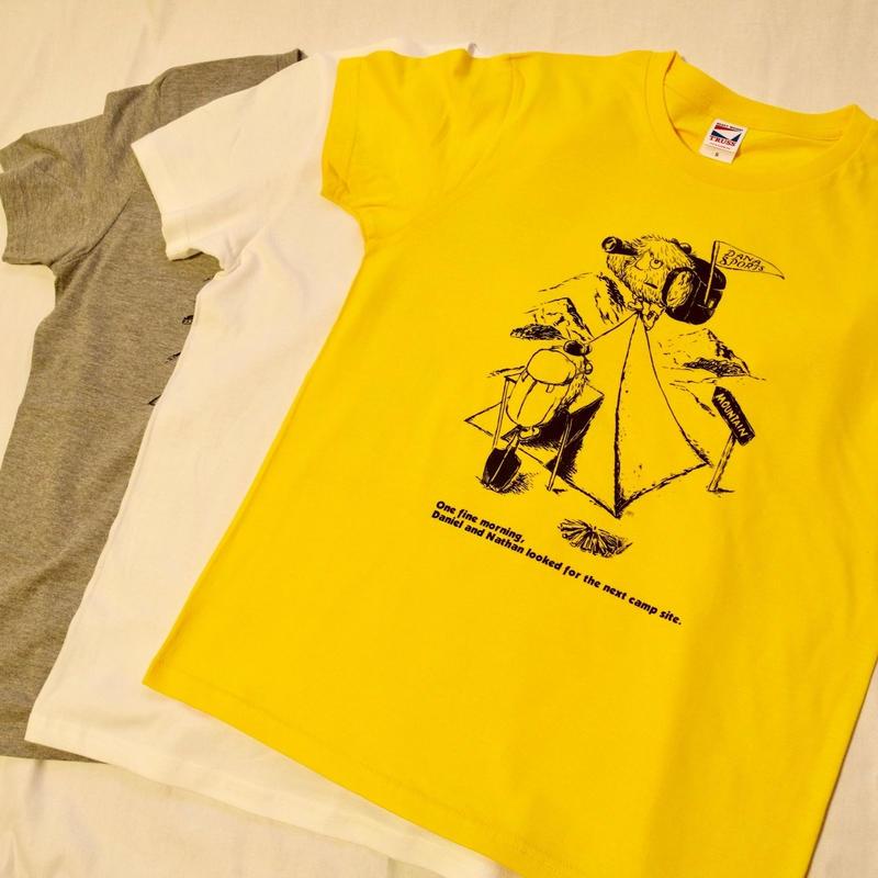 DANA SPORTS ''MONSTERS''Tシャツ