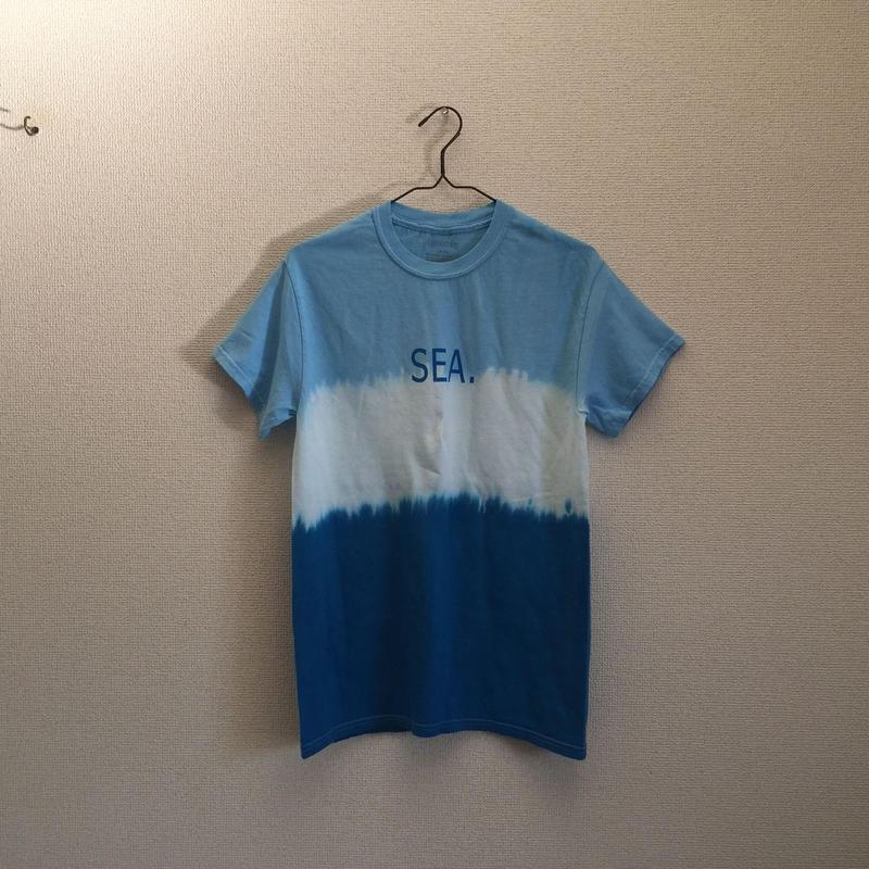 """DANA SPORTS ''SEA"""" Tシャツ Tie Dye"""