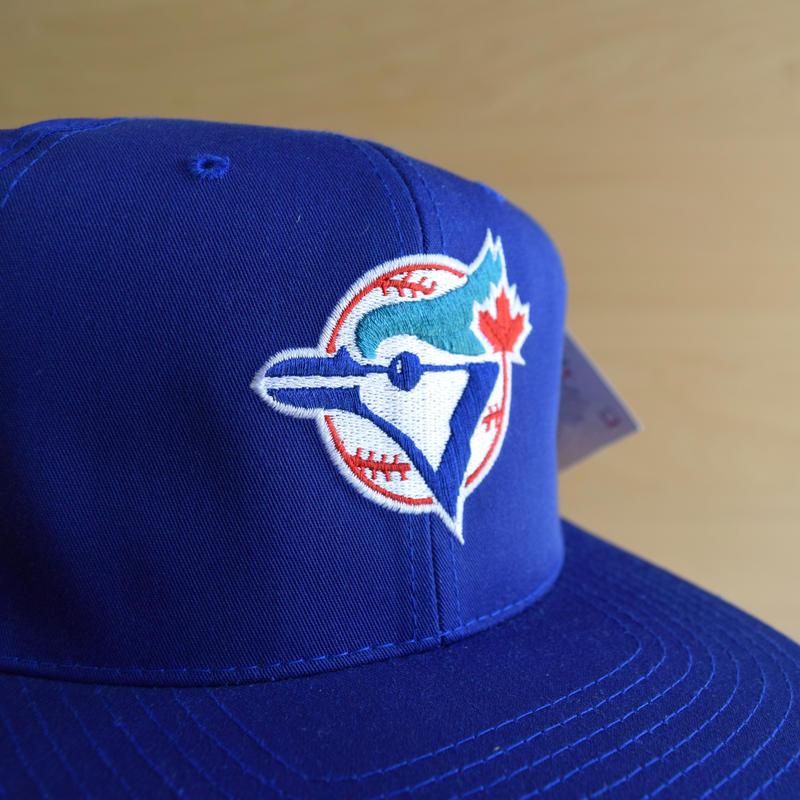 ''Toronto Blue Jays'' DEAD STOCK 90s BBCAP