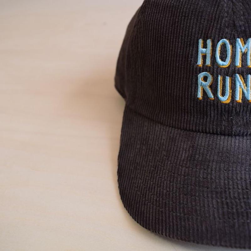 ''DANA SPORTS'' HOME RUN BBCAP   [BLUE]   WHITE/BLUE/TAN/BROWN