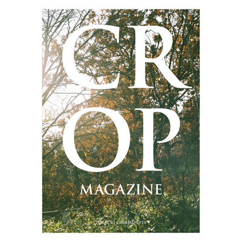 CROP MAGAZINE  vol.1