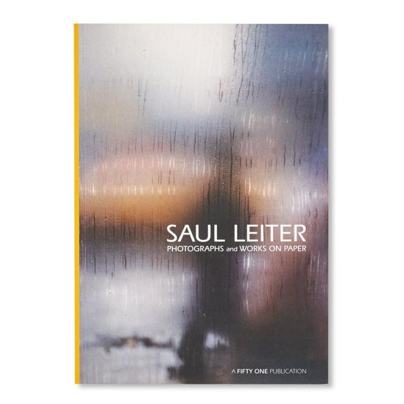 PHOTOGRAPHS AND WORKS ON PAPER / Saul Leiter