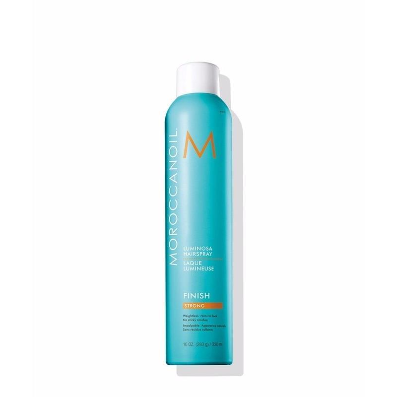 モロッカンオイル Moroccanoiルミノーサヘアスプレーストロング330ml アルガンオイル配合のヘアスプレー