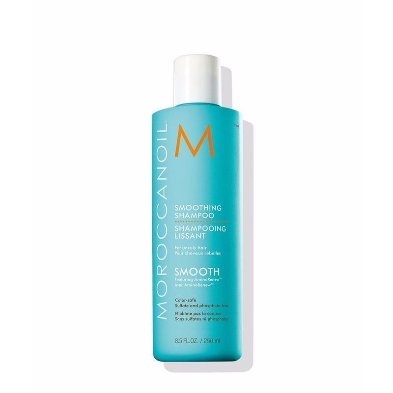 モロッカンオイル Moroccanoil スムージングシャンプー 250ml  まとまりやすさを追求し、なめらかで扱いやすい髪に整えるシャンプー