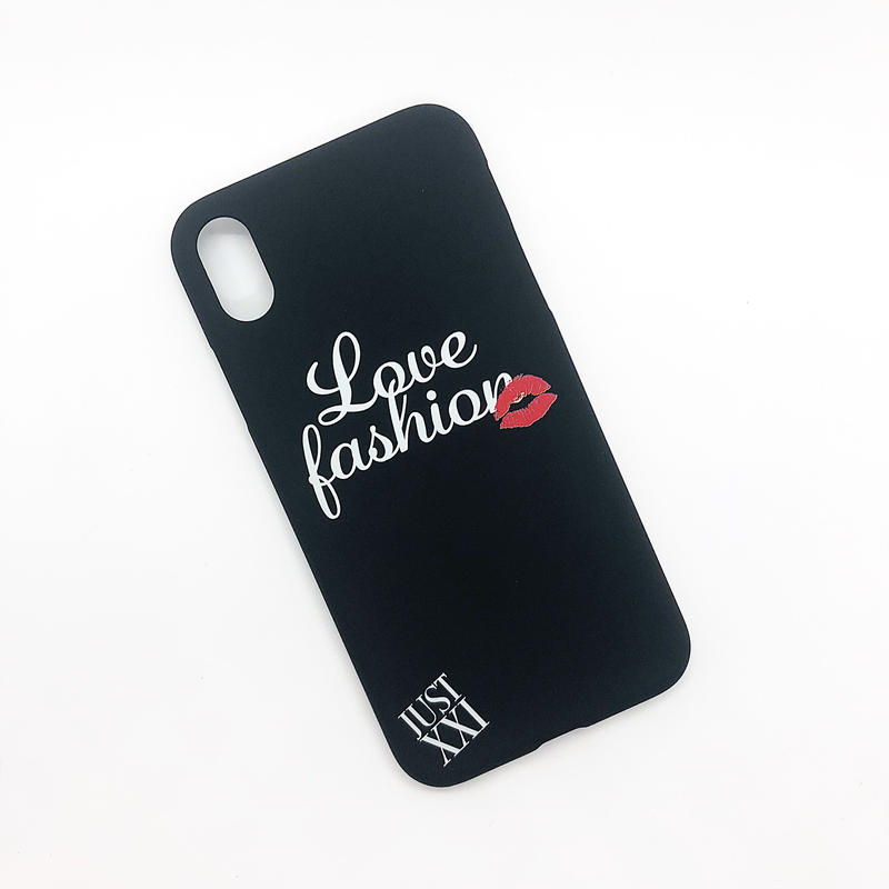 LOVE FASHION iPhone Case for iPhone XR