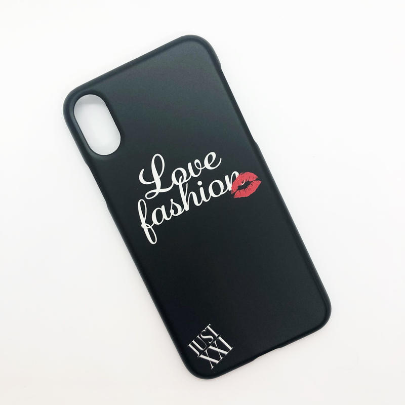LOVE FASHION iPhone Case for iPhone Ⅹ