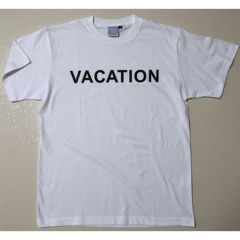 Just21  VACATION TEE